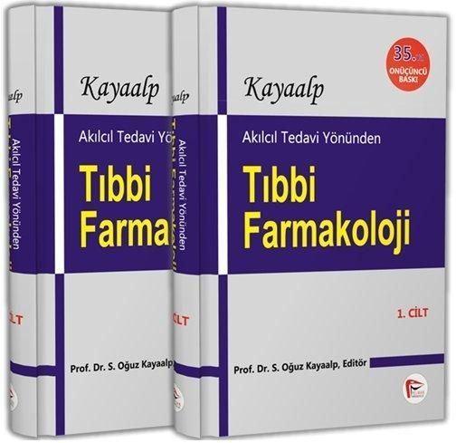 Tıbbi Farmakoloji  / Prof.Dr.Oğuz KAYAALP