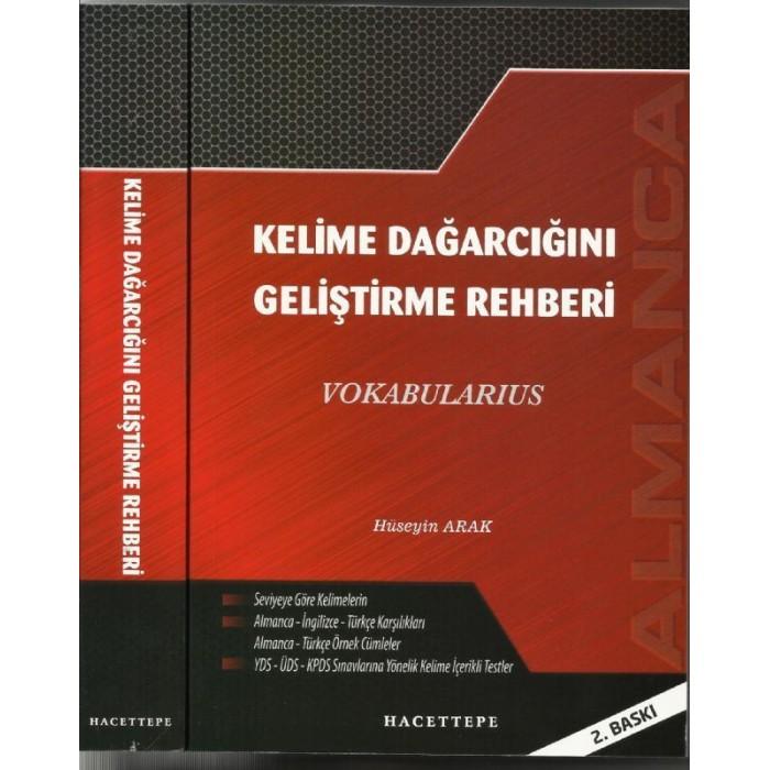 KELİME DAĞARCIĞINI GELİŞTİRME REHBERİ -VOCABULARİUS